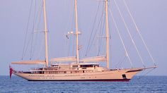 """After nearly three decades of sailing, Jim Clark finally got sea legs.    Citing """"big changes"""" in his life, the Netscape and Silicon Graphics founder and Silicon Valley icon is leaving behind his life at sea and selling his two prized sailing yachts, the 136-foot Hanuman and the 295-foot Athena."""
