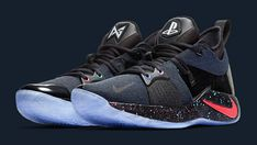 Tenis Zapatillas Nike Playstation Pg2 En Caja Original