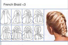 DIY French Braid :)