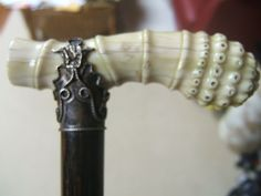 Antique cane.  Gorgeous!!