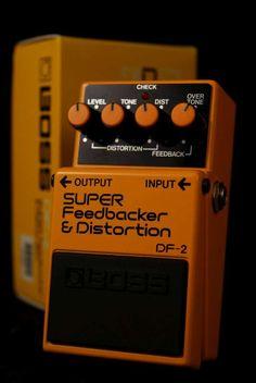 Boss DF-2 SUPER Feedbacker
