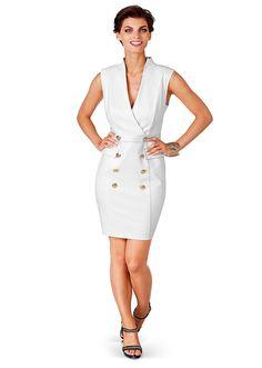 Sukienka Bardzo elegancka z tkaniny • 139.99 zł • bonprix
