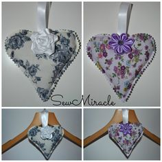 Hearts by Wedding Creations on Etsy