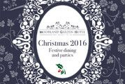 Take a look at the great events we have running at Moorland Garden Hotel Dartmoor, Christmas 2016, Celebrations, Festive, Decorative Plates, Celestial, Garden, Outdoor, Outdoors