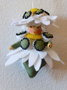 edelweiss van oog van de naald