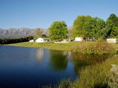 Reflections Guest Farm - Reflections Guest Farm is a farm resort getaway nestled in the beautiful and historical Tulbagh Valley.  Guests have a choice of staying in two houses or three cottages that overlook the Reflections Dam. ... #weekendgetaways #tulbagh #southafrica