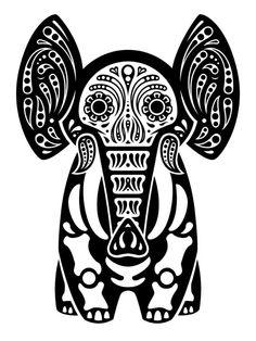 Day of the dead on Pinterest | Dia De, Sugar Skull and Mexican Skulls