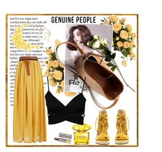 """""""GENUINE PEOPLE Contest"""" by car69 ❤ liked on Polyvore featuring Privé, Distinctive Designs, Versace, Vince Camuto, Urban Decay and Genuine_People"""