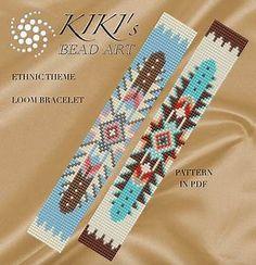 Native Loom Bracelets Patterns Free için resim sonucu