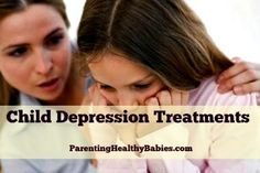 Treatment For Depression In Children