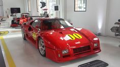 Ferrari GTO Evoluzione