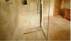 wet deck - look at the drain for the wet room shower ____ CCL Wetrooms provides…