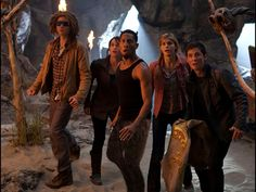 Sneak Peak to Percy Jackson and the Sea of Monsters