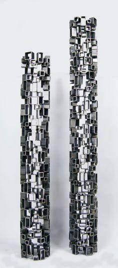 Javos Ironworks — markcastatorart: Spectrum II2010 Steel Mark...