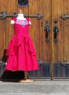 Lady Tremaine Dress @My Kids Drawers  https://www.facebook.com/pages/My-Kids-Drawers/223718661039360 https://www.etsy.com/shop/mykidsdrawers