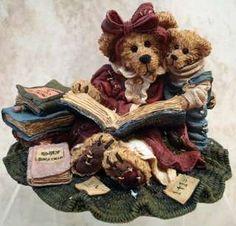 boyds bears | BOYDS BEARS Rosalee Bearsworth BEARSTONE Mom 4016621