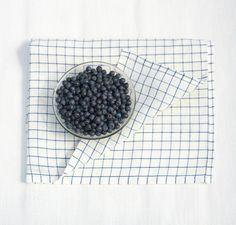 Keittiöruutu-pyyhe - Jokipiin Pellava Oy
