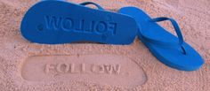 Items similar to Custom Sand Imprint Flip Flops. Personalize With Your Design. No Minimum Order Quantity :) on Etsy Custom Flip Flops, Flipflops, Just In Case, Cool Stuff, Stuff To Buy, Awesome Things, Fun Facts, Crazy Facts, Weird Facts