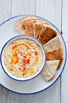 Hummus for world of girl snack