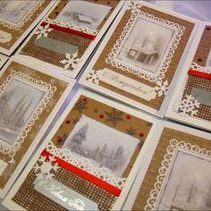 #открытки #рождество #скрап #скрапбукинг #своимируками #ручнаяработа #scrap #scrapbooking #cards #scrapcards #christmas #handmade  Загружено с помощью сайта instmsk.ru #webinstmskru