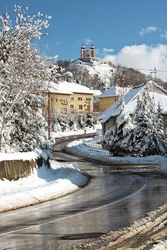 Banska Stiavnica zasnezena Bratislava, Road Pictures, Czech Republic, Hungary, Austria, Poland, My Photos, Castle, Environment