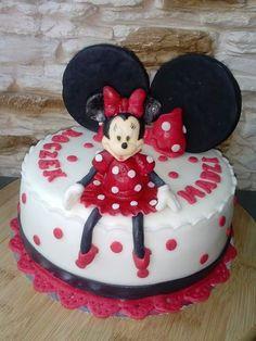 Cake Minnie Mause