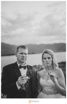 Hawaii Elopement | Creatrix Photography | Oahu #wedding #elopement #hawaii #beach