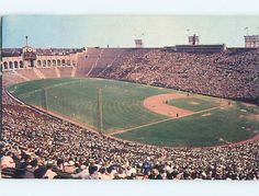 1959 SECOND YEAR FOR DODGERS AFTER MOVE FROM BROOKLYN Los Angeles CA q3492