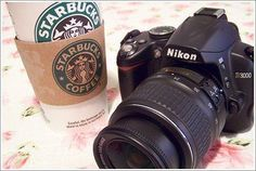 Coffee + Capturing Moments = A few of my most fav things<3