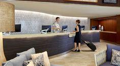 Hilton Garden Inn Waikiki Beach Hotel, HI - Check In Desk
