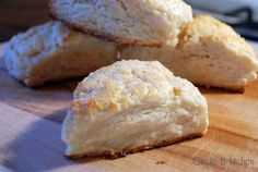 Like many of you, my first scone experience was not a good one; I was very  much not a fan.  I had one of those dry, crumbly bricks that maybe you've  experienced too and gives the whole genre a bad name. I sort of avoided  them for many years after that, and it wasn't until I had a really  wond