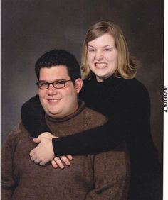 When Engagement Photos Go Wrong.....this is awkward.......