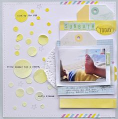 five ways of getting creative with confetti by kasia tomaszewska @ shimelle.com