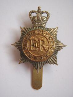 ERII Middlesex Yeomanry Cap Badge