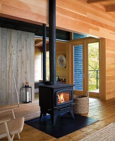 From The Archives: Suzanne Dimma & Arriz Hassam's Off-The-Grid Cottage | House & Home