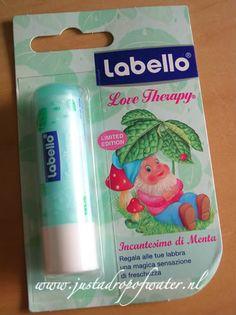 Labello Love Therapy - Incantesimo di Menta | Just a drop of water - blogJust a drop of water – blog