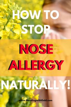 The Best Nasal Allergy Relief Tips: Home Remedies You Can Try Now