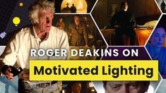 Motivated Lighting Examples by Roger Deakins — Cinematography Techniques Ep. 4 - YouTube 3 Point Lighting, Cinematic Lighting, Roger Deakins, Camera Movements, Lighting Techniques, Film School, Cinematography, Cool Things To Make, Filmmaking