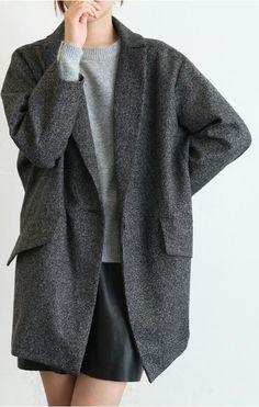 Grey - The Shoppeuse                                                                                                                                                                                 Plus