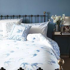 Ashley Wilde AW00420Swallows Bed Linen 200x 225cm