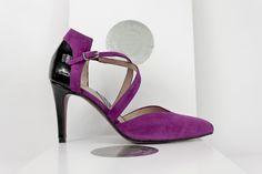#zapatos #ante #charol #tacones #stiletto #heels #shoes #higheels #moda #fashion #madrid #madeinspain #oinetakoak #sabates #scarpe #schuhe #chaussures #eshop BUY/COMPRAR: http://www.jorgelarranaga.com/es/home/266-100.html
