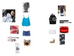 """""""Walking the baby in the park with my BFF"""" by ily-harry-styles ❤ liked on Polyvore featuring BLANKNYC, MANGO, Luichiny, Boohoo, Topshop, Charlotte Russe, DwellStudio, Maybelline, Laura Mercier and Marc by Marc Jacobs"""