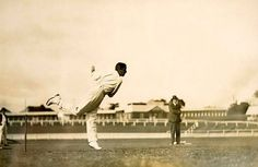Ashes down under: Johnny Douglas Bowling In Australia