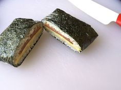How to Make Onigirazu