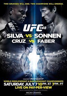 UFC 148 Anderson Silva vs Chael Sonnen