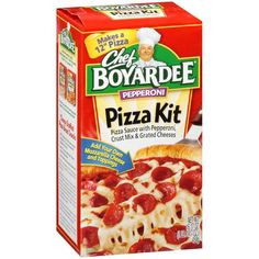 If you were a child (or a parent) in the 60's, you're more than familiar with Chef Boyardee. For some of us, especially those of us from small towns or rural areas, this *was* pi…