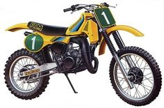 Suzuki RM250 Motocrosser Kit