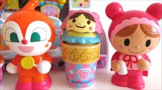 Learn Name & Learn colours of Toy ice cream parlor Anpanman Learning Colors for Toddlers - http://ift.tt/1mZZxO9