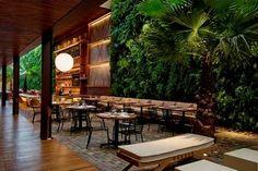 Kaá Restaurante São Paulo, Brazil