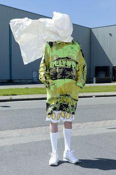 Belgian designer Devon Halfnight Leflufy's take on Hollywood